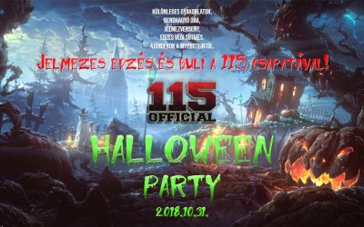 115Official Halloween Party