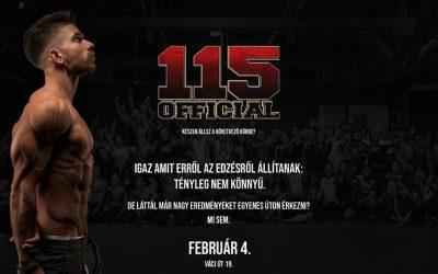 115Official / 2019 Február 4 / Csatlakozási lehetőség